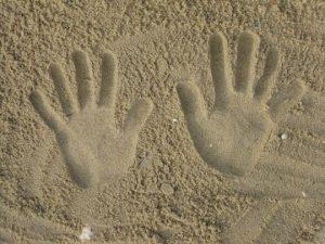 Thérapie par le jeu de sable